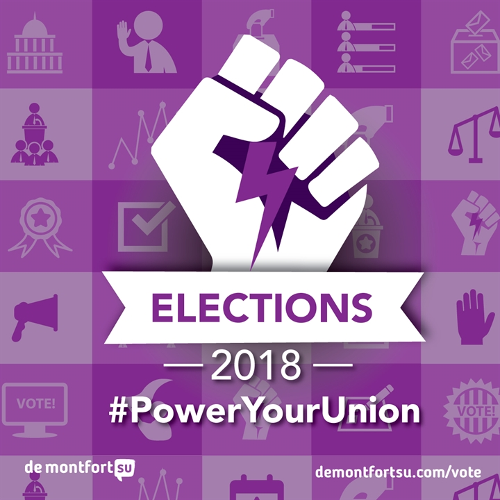 #PowerYourUnion Elections Results Night
