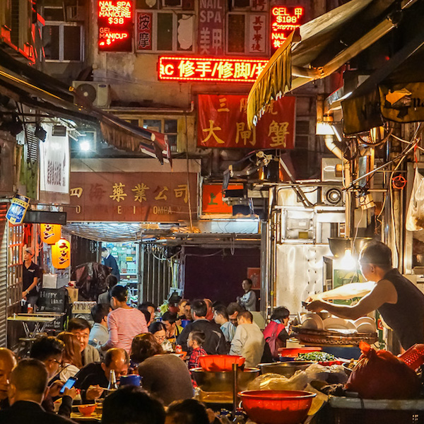 HONG KONG: Explore and Eat
