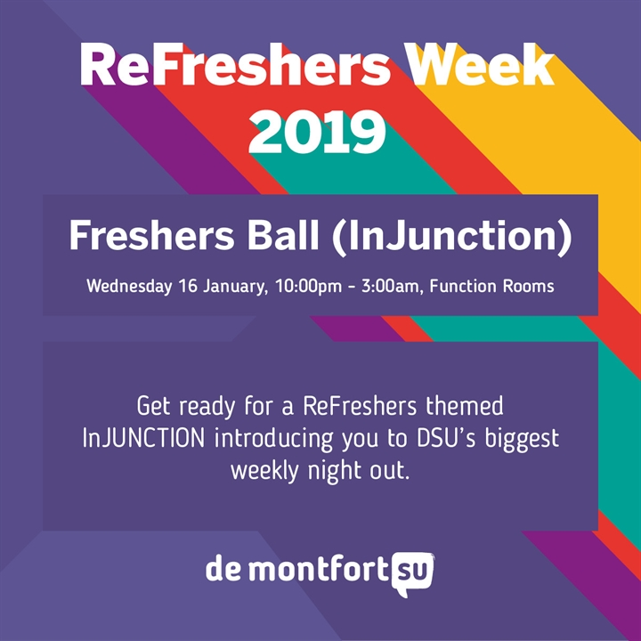 ReFreshers Ball