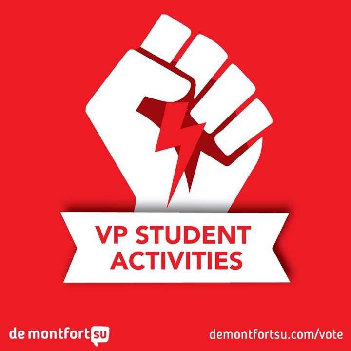 #PowerYourUnion Question Time with DemonFM: VP Student Activities