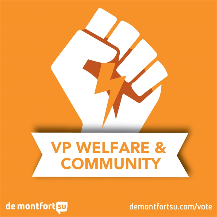 #PowerYourUnion Question Time with DemonFM: VP Welfare and Community