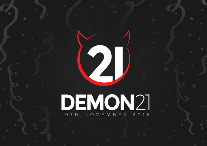 #Demon21 Party