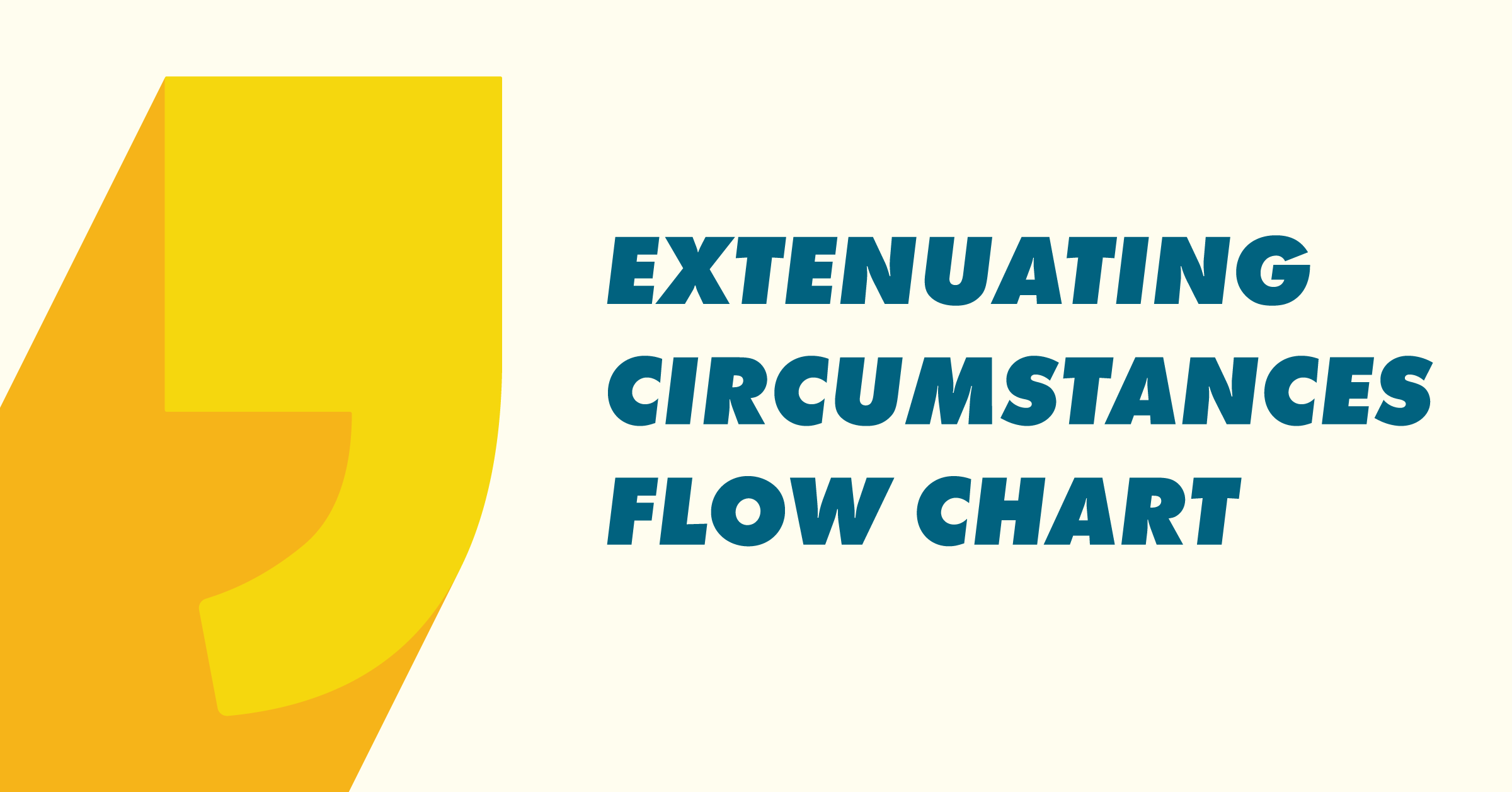 Extenuating Circumstances Flow Chart
